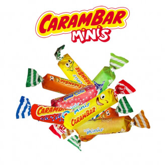 Carambar Mini Mix - Lot de 20