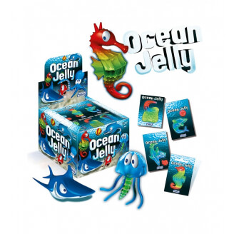 Ocean Jelly - Lot de 6