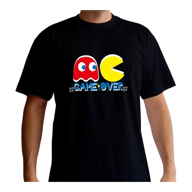T-shirt Pac-Man - Game Over