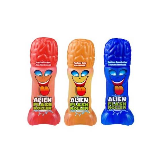 Alien Flash Roller