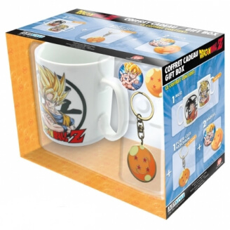 Coffret cadeau Dragon Ball Z