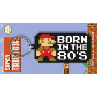 Porte-clés Super Mario Bros - Born in the 80's
