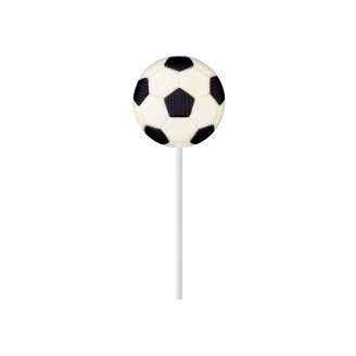Sucette guimauve Ballon de Football
