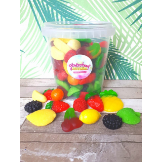 Candy Box - 100% Fruits