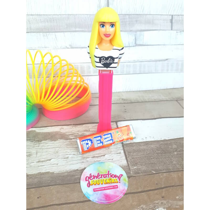Distributeur PEZ Barbie