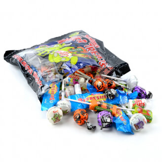 Sachet de bonbons Halloween - Monster Treats
