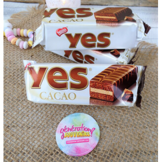 Gâteaux YES Chocolat - Lot de 3