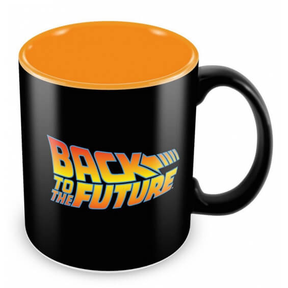 Mug Retour vers le futur - Logo Back to the future