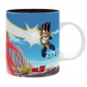 Mug Dragon Ball Z - Goku VS Vegeta