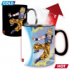 Mug Géant Dragon Ball Z - Goku VS Buu - Chaud Froid