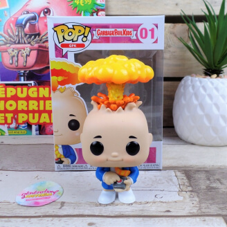 Figurine POP! Les Crados - Adam Bomb (Frédéric Atomic)