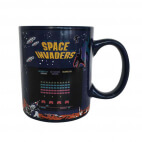 Mug Space Invaders - Thermoréactif