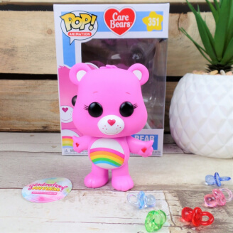 Figurine POP! Les Bisounours - Tougentille