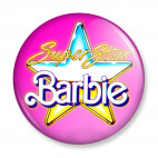 Badge : Barbie Superstar