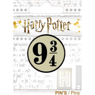 Pin's Harry Potter - Voie 9 3/4