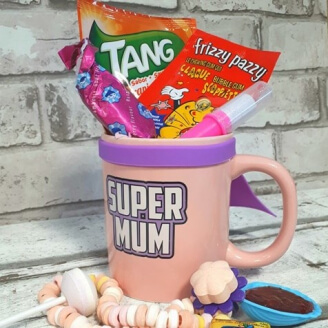 Mug Gourmand Super Maman