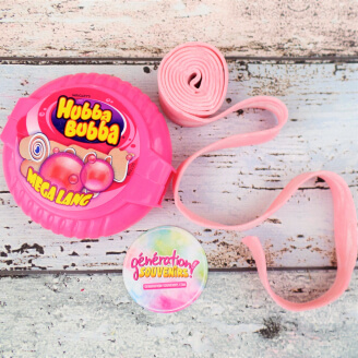 Chewing-gum rouleau Hubba Bubba