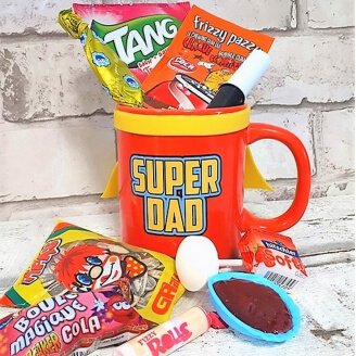 Mug Gourmand Super Papa