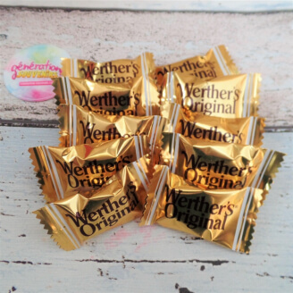 Werther's original - Lot de 10