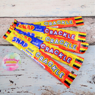 Barre SNAP and CRACKLE - Lot de 5