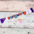 Curly Wurly - Les 3 Mousquetaires - Chocolat caramel