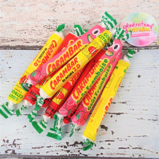 Carambar Fruits - Lot de 10