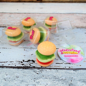 Bonbons Mini Burger - Lot de 5