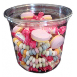 Bonbons BOX Dextrose : Grand format