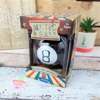 Boule magique (Magic Ball - Eight Ball)