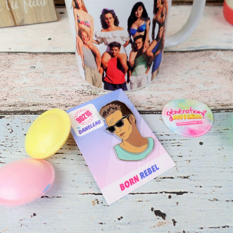 Pin's Beverly Hills 90210 - Dylan
