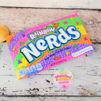 Rainbow Nerds Wonka