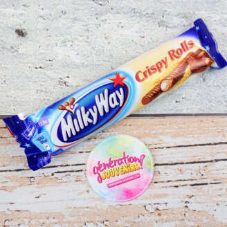 Milky Way Crispy Roll