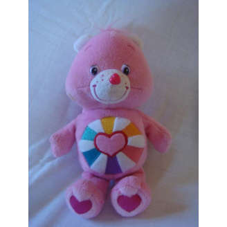 Les Bisounours : Hopeful Heart Bear