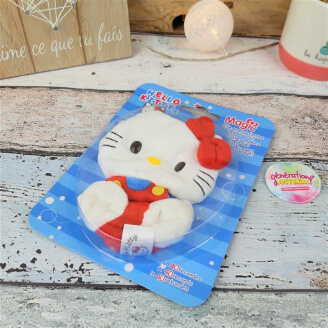 Peluche magique - Hello Kitty