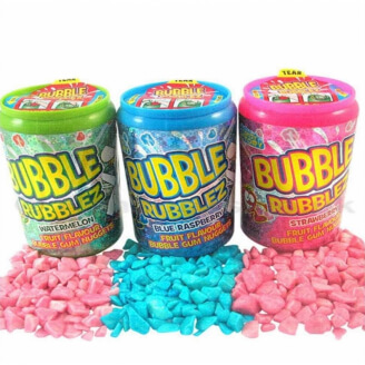 Canette Bubble Rubblez - Bubble Gum