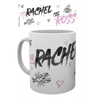 Mug Friends - Mr Rachel Mrs Ross