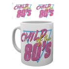 Mug Child of the 80's