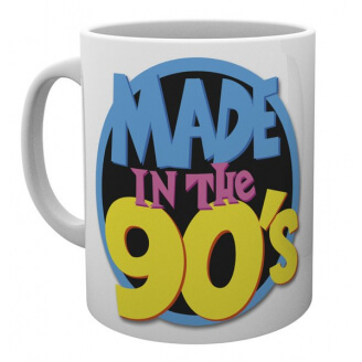 Mug Made in the 90's