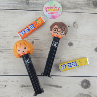 Distributeur de bonbons PEZ Harry Potter