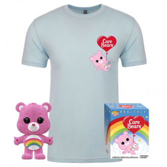 Coffret Bisounours - T-Shirt et Figurine POP!