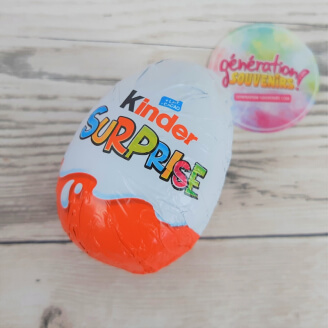 Kinder Surprise - Oeuf en chocolat