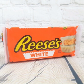Reese's peanut butter cups White - Chocolat blanc