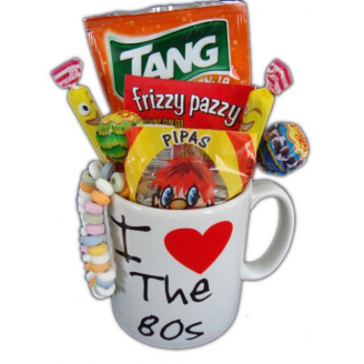 Mug Gourmand : I love the 80's