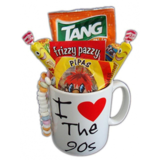 Mug Gourmand : I love the 90's