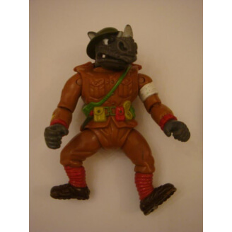 Les Tortues Ninja : Mutant Military 2 - Dimwit Doughboy Rocksteady