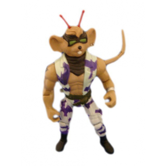 Biker Mice : Throttle en tenue de camouflage