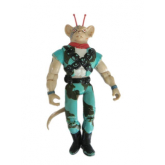 Biker Mice : Vinnie sans son casque