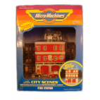 "Micro Machines : Caserne de pompier ""Fire Station"""