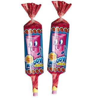 Sucette Musicale - Melody Pops - Lot de 2
