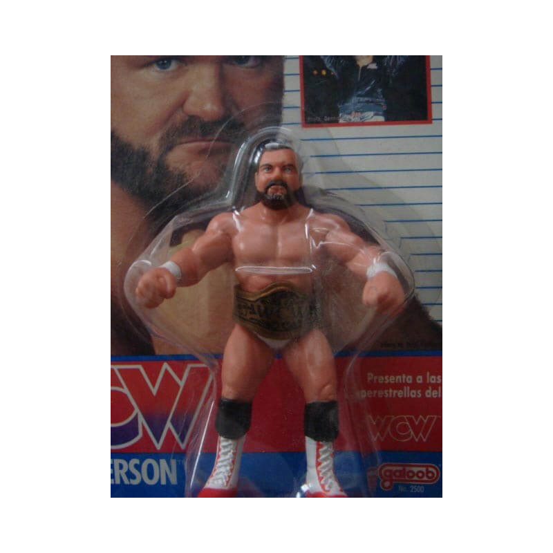 Catch WCW : Arn Anderson